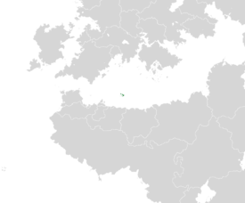 Location of Gran Aligonia in the Periclean Region