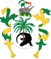 Coat of arms of Free State of Charlotte Island