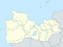 Yashkul is located in Atresca
