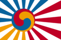 Flag of Toki dynasty
