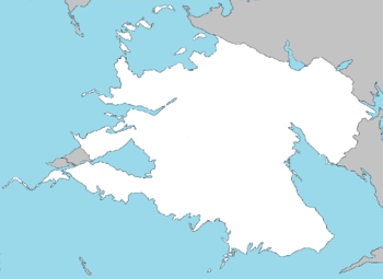 Map of Zamastan before the secession of Mayotte, Aunistria, and Alutia in 2021