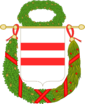 Coat of arms of Montecara