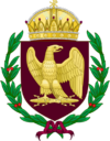 Coat of Arms of the Emperor of the Latins