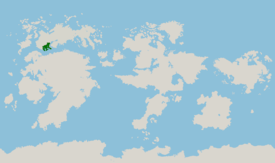 Equirectangular projection of Atlas with Chilokver and its dependent territories
