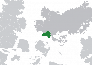 Location of Maqtajer (dark green) in Astyria
