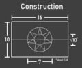 Flag of Ayubi construction sheet.png
