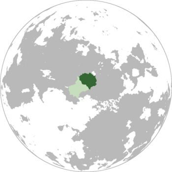 Location of Monte Blanco  ㅤ  Monte Blanco  ㅤ  Zhousheng (in Mustelaria)