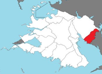 Aunistria located in Zamastan